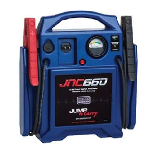 Jump N Carry JNC 660 1700 Peak Amp 12 Volt Jump Starter JNC660 Clore Automotive @ eBay for $108.99 FREE SHIPPING