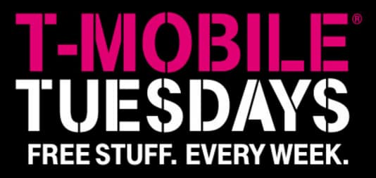 T-Mobile Customers: Redbox, Guess  & More via T-Mobile Tuesdays App (07/17/2018)