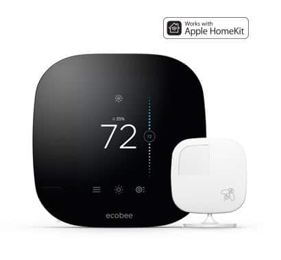 Refurbished Ecobee3 Smart Thermostats- $149 (Reg. $199) + Free Shipping