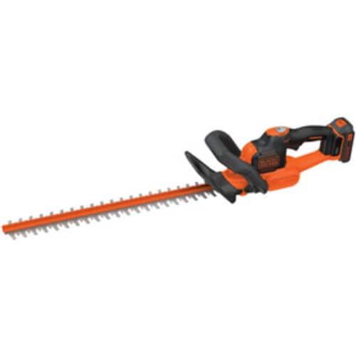 BLACK+DECKER POWERCUT 20-Volt Max 22-in Dual Cordless Electric Hedge Trimmer (Battery Included) $69.97 - YMMV