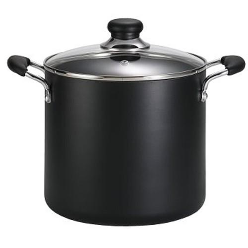 T-fal 8-Quart Nonstick Stockpot Cookware $17 + Free Prime Shipping