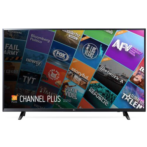 "LG 65"" Class 4K (2160P) Smart LED TV (65UJ6200) $648 at Walmart"