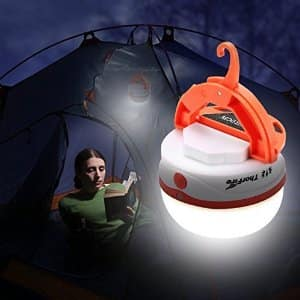 ThorFire LED Rechargeable Camping Lantern Water Resistant with Magnet and Hook for $5.99 + FSSS