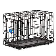 "Top Paw 24"" Dog Crate on sale for $20.99 at Petsmart.com"