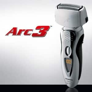 Panasonic ES8103S Arc3 Men's Electric Shaver Wet/Dry $49