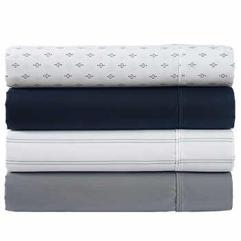 Costco BnM YMMV - Wholistic 400 Thread Count Antimicrobial Cotton Sheet Set, 6-piece King - $20