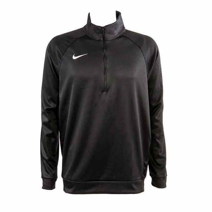Nike Men's Therma Long Sleeve Quarter Zip for $19.97 Shipping & Handling Included