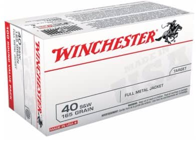 500 rounds of Winchester 9mm ammo $110.45 Shipped. Cabela's.