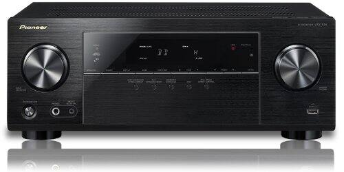 Pioneer VSX-524-K 5.1 Home Theater AV Receiver $100 (After $20 Rebate) Newegg