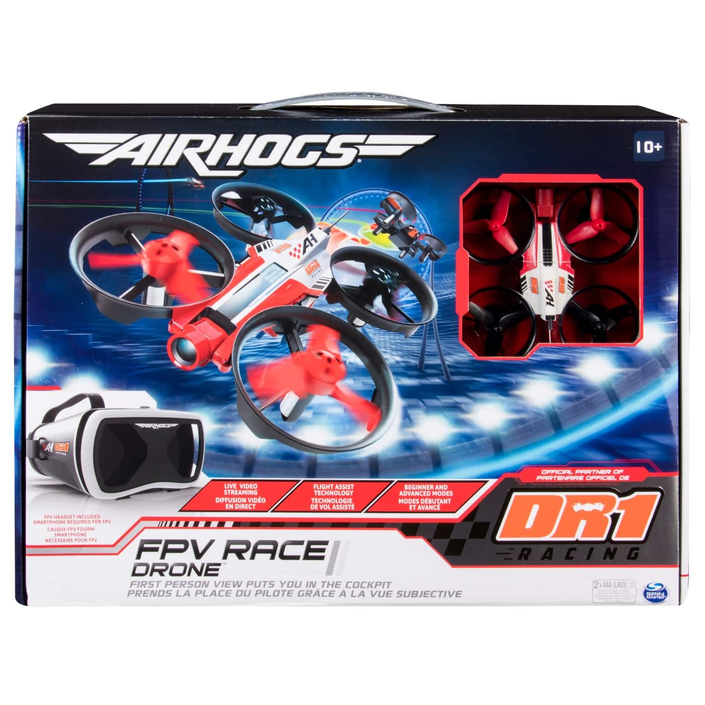 Air Hogs:Race Drone with Camera $38.49@target.com