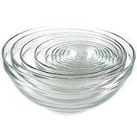 Amazon Deal: Anchor Hocking Glass Bowl Set - 10 pcs $15.97 fsss @ amazon