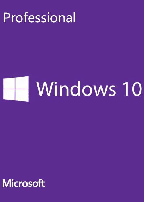 Microsoft Windows 10 Pro OEM CD-KEY GLOBAL $15.30 (Save 69%) @scdkey