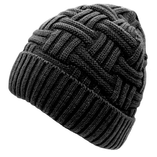 Mens Winter Knitting Hats Wool Slouchy Beanie Hat Skull Cap(5 Colors) $7.19 + Free Shipping