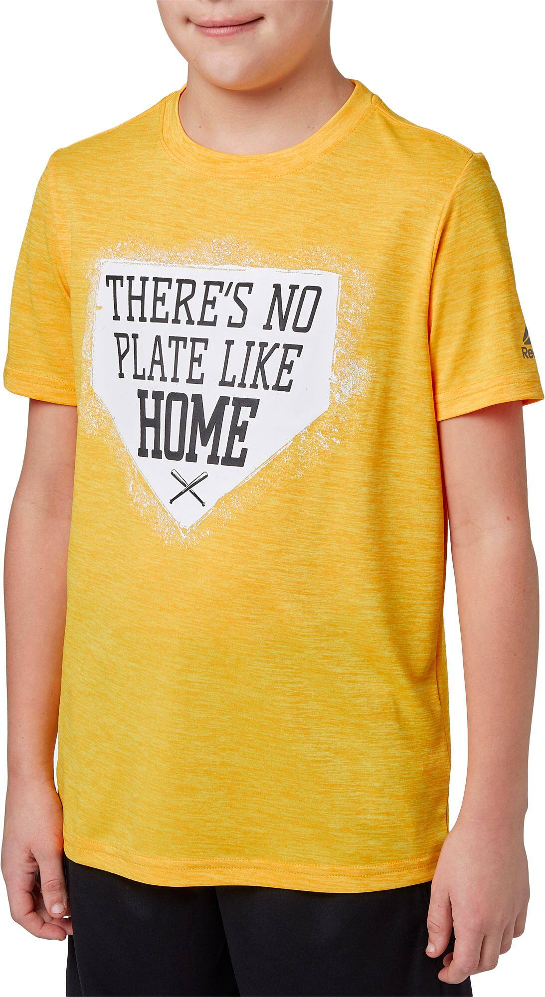 Reebok Boys' Performance Graphic T-Shirt - Dicks Sporting Goods - BOGO: 2 shirts for $6 - Instore Pickup $3