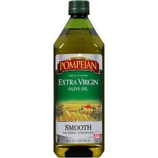 Pompeian Extra Virgin Olive Oil Smooth - 32oz - $3.98