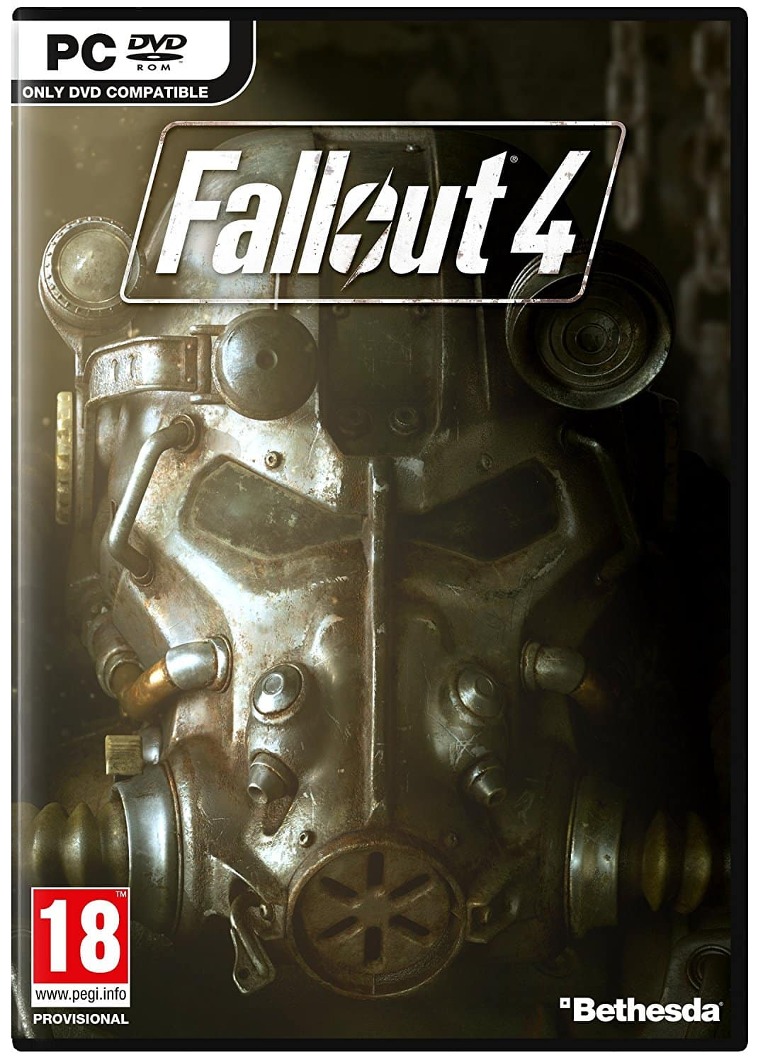 Fallout 4 PC - GOTY Edition (21.43$) or Standard Version (9.37$)