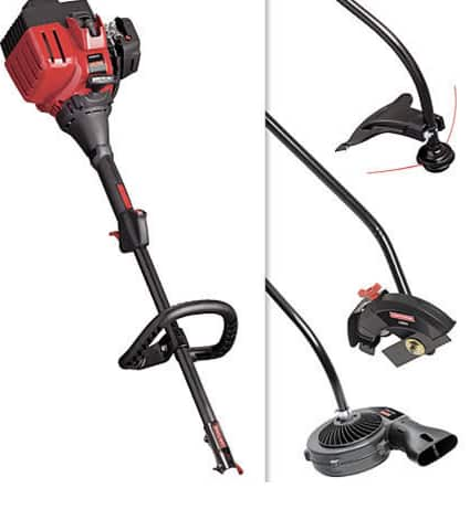 Craftsman 25cc 3 in 1 kit (trimmer, blower, edger) - $89.99 Now *YMMV* Pick up Only (No More Shipping)