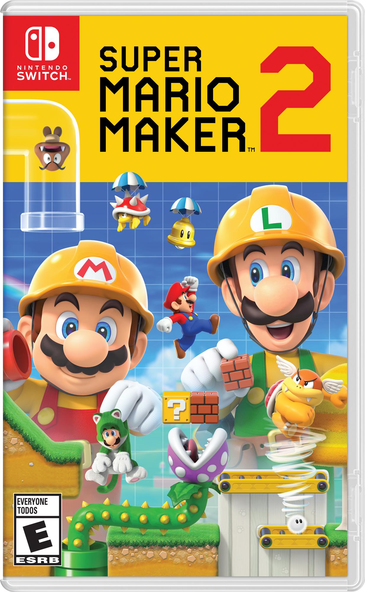 Super Mario Maker 2 - $49.94 @ Walmart B&M YMMV