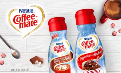 Swagbucks - Two free Coffeemate 32oz liquid creamers at Walmart in-store - $1.5 Moneymaker
