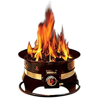 YMMV ~ Amazon - Outland Firebowl 893 Deluxe Propane Gas Fire Pit - $105.74 + tax, free 1 day for Prime members $105.75