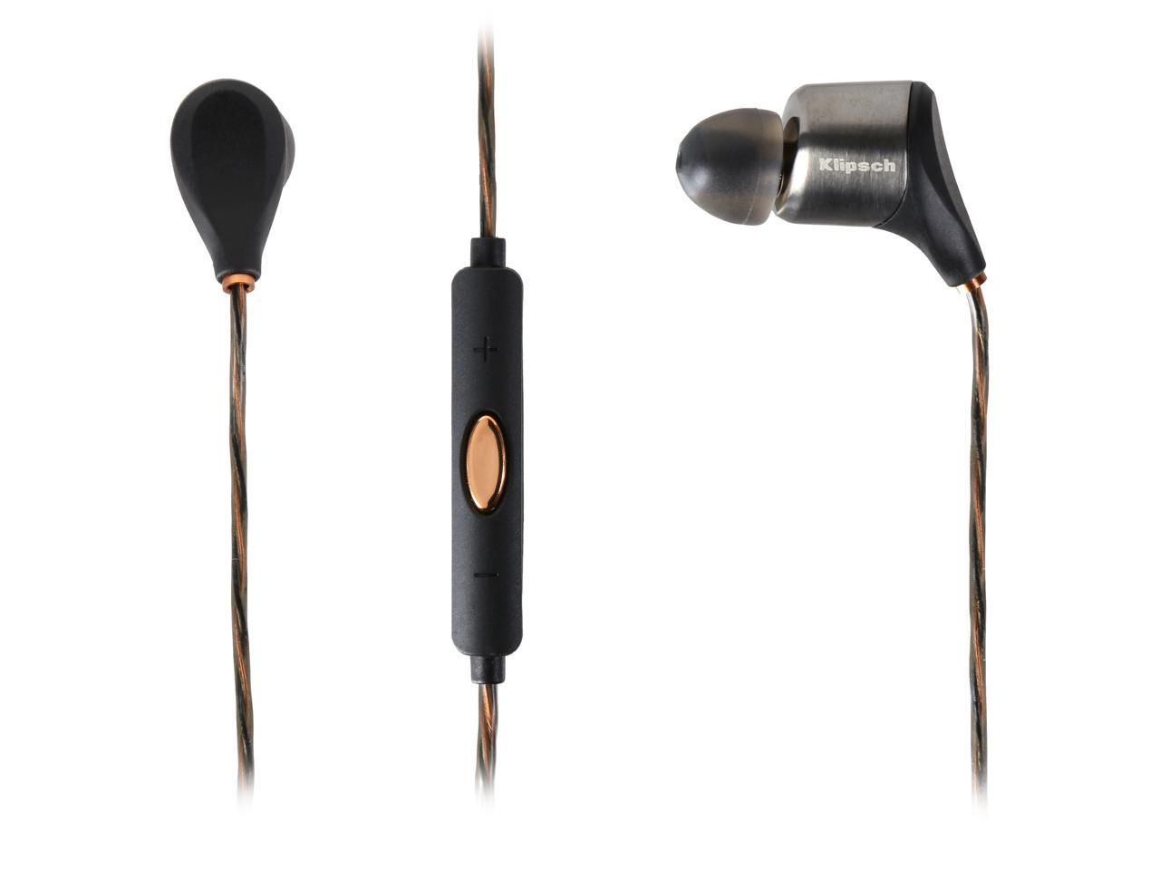 Klipsch XR8i In Ear Headphones - $118 AC @ Newegg (Shell Shocker)