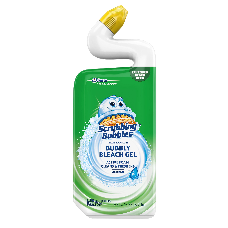 3 Scrubbing Bubbles Fresh Gel & 3 Bubbly Bleach Gel for $8.68 after Ibotta plus get 1300 MyPoints ($8) & 800 Swagbucks