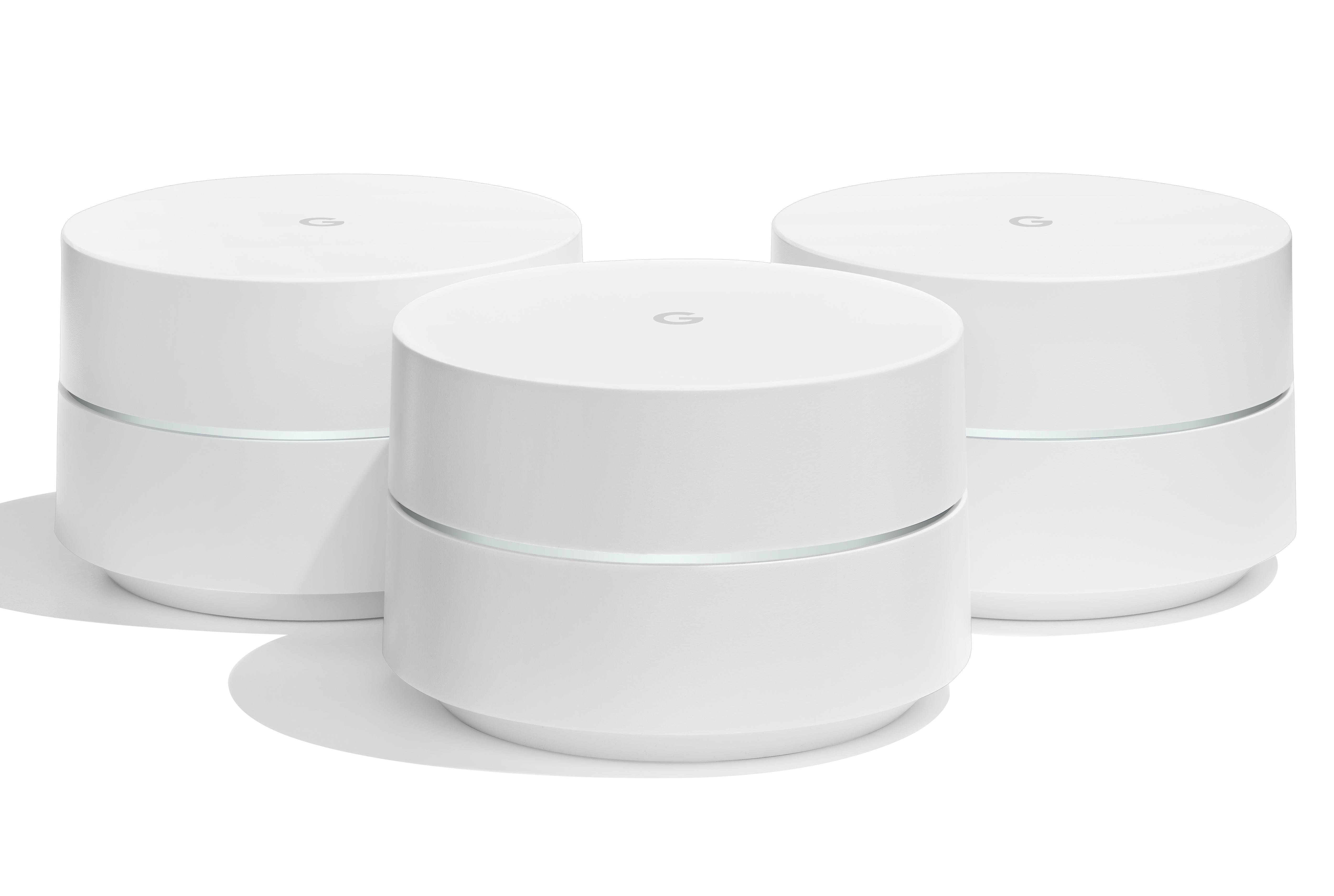 google wifi  3 pack $159 YMMV