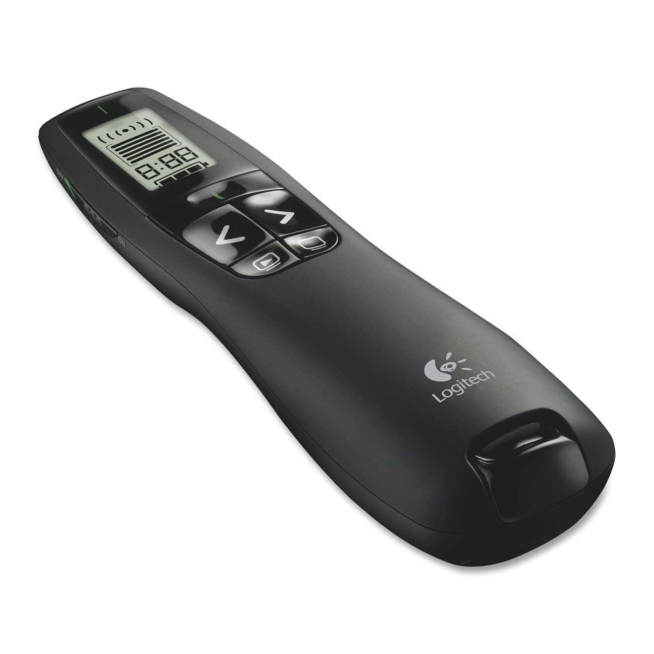 Logitech Professional Presenter R800, Presentation Wireless Presenter with Laser Pointer Green $49.99