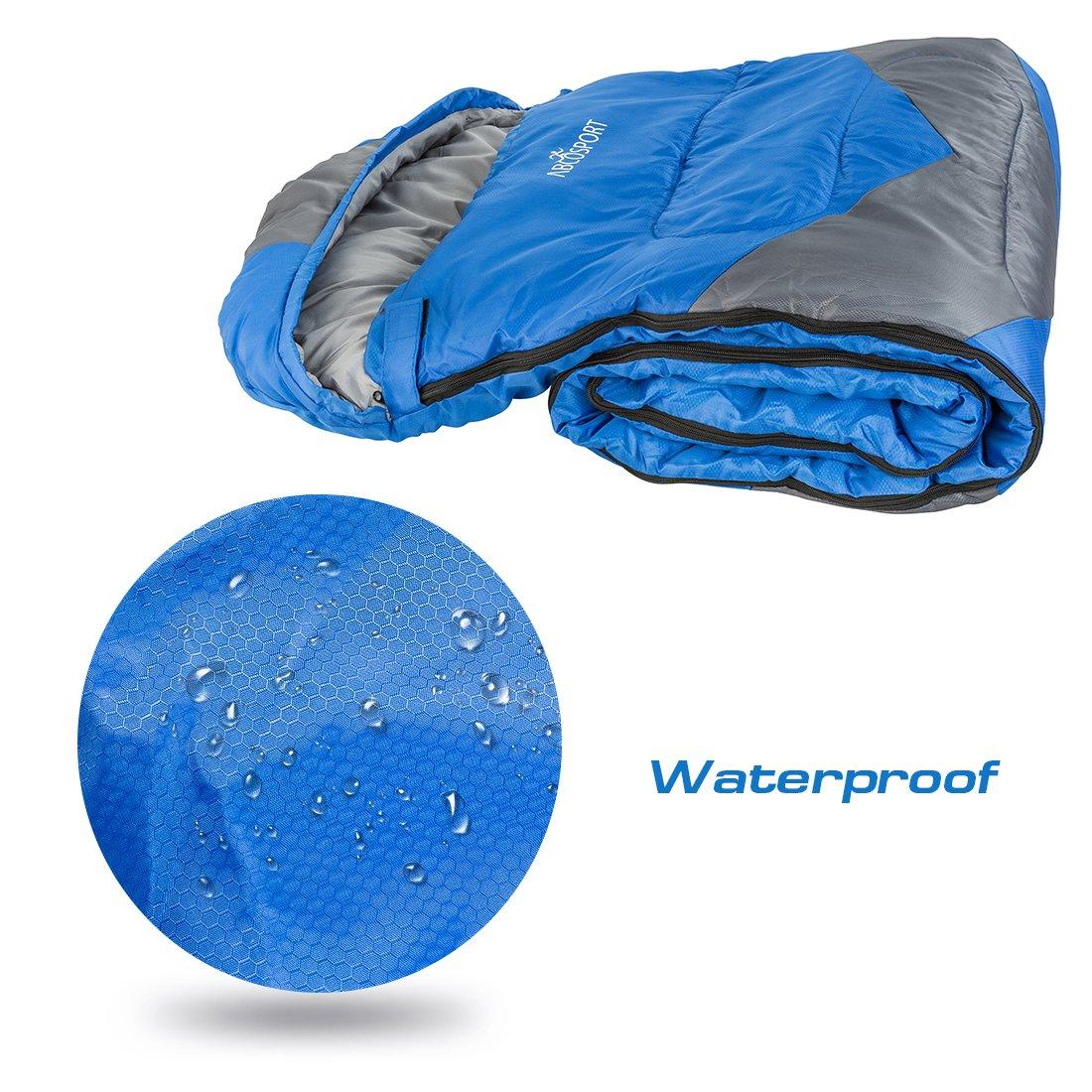 Waterproof 4 Season Ultralight Sleeping Bag FS $28