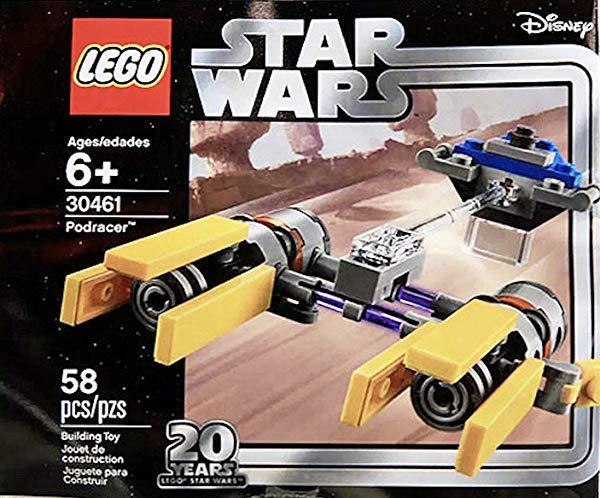 LEGO Podracer (58 pieces) - Amazon Add-on $3.97