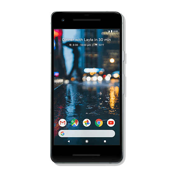 Google Pixel 2 or Pixel 2 XL on Verizon + $200 gift card $651 or $966 at Target (In-store Only)