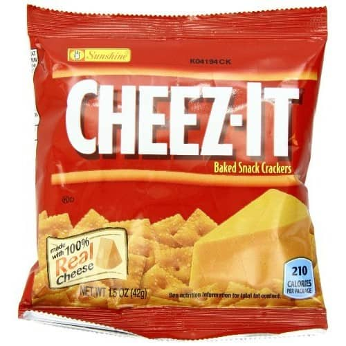 36-Pack 1.5oz. Cheez-It Baked Snack Crackers - Original $8.24