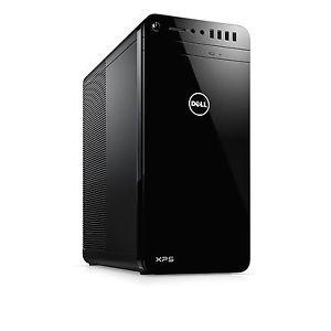 (Manufacturer refurbished) DELL XPS 8920 i7-7700 upto 4.2GHz 24GB 1TB+256GB PCIe SSD AMD RX480 8GB VR-Ready $800