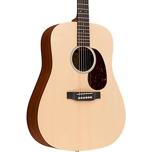 Martin Special Dreadnought X1AE Style Acoustic-Electric Guitar Natural, $459.99 + FS @ Musician's Friend
