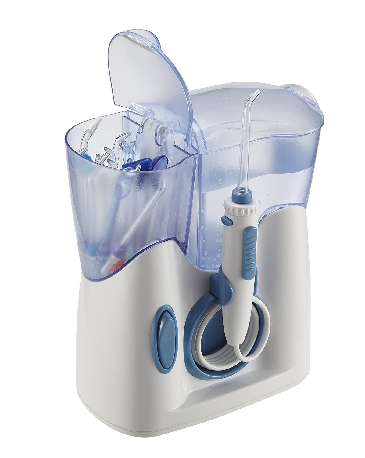 Water Dental Flosser, Quiet Design (50db),12 Multi-functional Tips - $23.96 FS