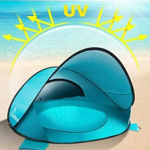 Easy Pop Up Beach Tent / Baby Canoopy - $23.09 FS