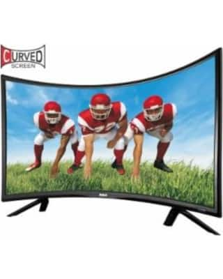 "RCA 32"" Curved LED TV $139.99"