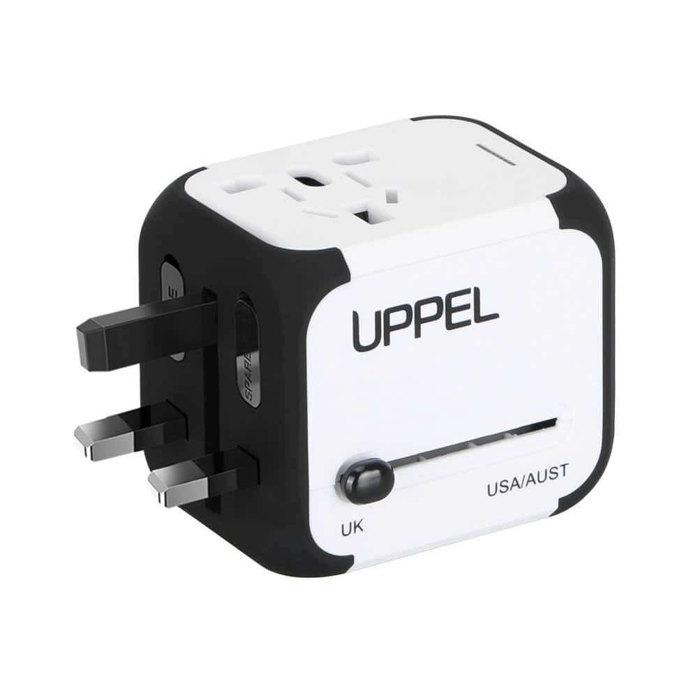 Dual Usb All In One Worldwide Travel Chargers Adapters For Us Eu Uk Au