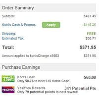 Kohls Deal: *B&M Dyson DC65 Animal Complete $341.24 + Tax plus $75 in Kohl's cash w/ Kohl's CC