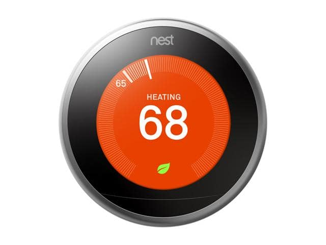 Nest Learning Thermostat 3rd Generation $175 After $25 Masterpass Coupon
