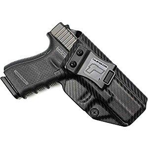 Glock 19/23/25/32 IWB Carbon Fiber Holster - Tulster brand $29.99