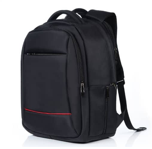 ZSTVIVA Water Resistance Anti-theft Nylon Fabric College Laptop Backpacks for $12.99 @Amazon