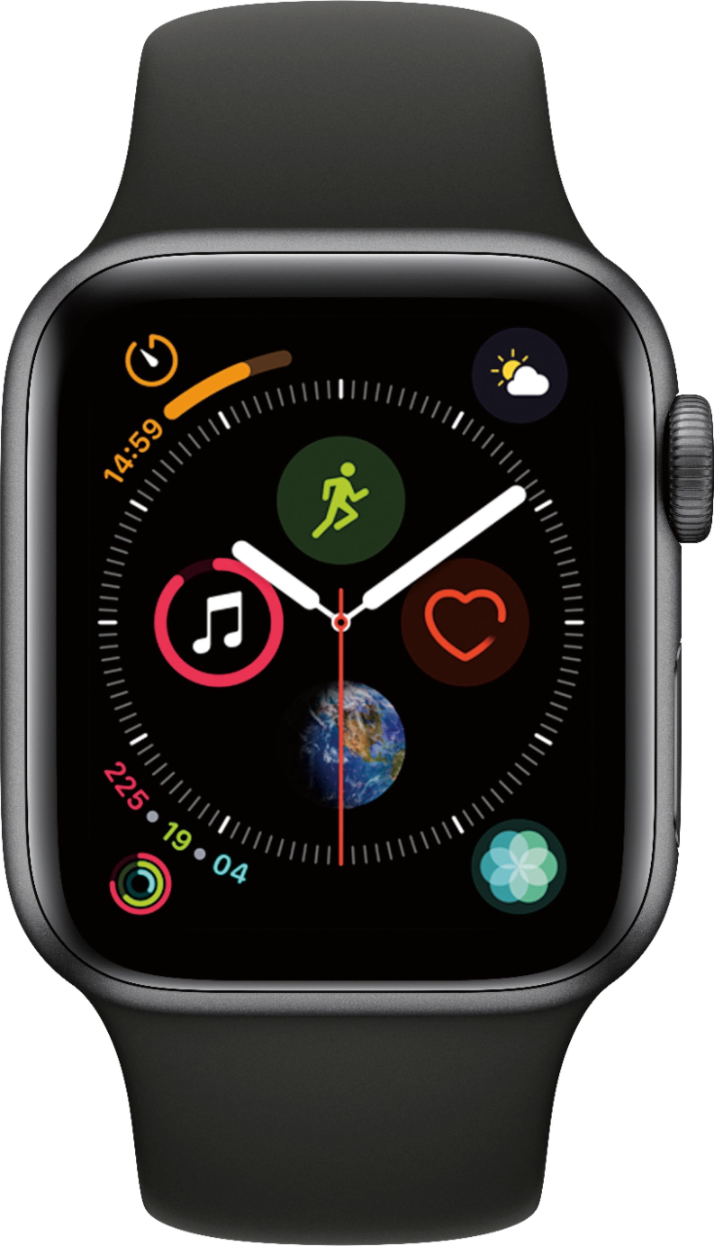 Apple Watch Series 4 (GPS) 40mm - $244.99 & 44mm - $265.99