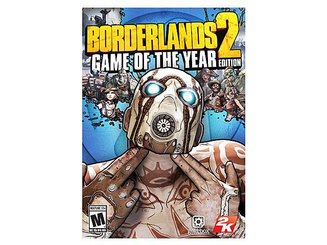 Borderlands 2 Game of the Year Edition [Online Game Code] With Promo Code EMCBBBE44 $7.29