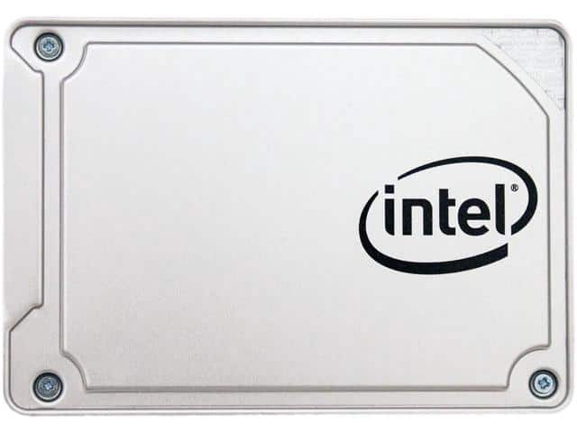 "Intel SSD 545s 2.5"" 512GB SATA Internal Solid State Drive (SSD) W/ Promo Code: EMCBBCE54 $142.99"