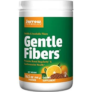 Jarrow Formulas Gentle Fibers, Promotes Bowel Regularity, 16.50 Ounce - $6.95 w/ S&S