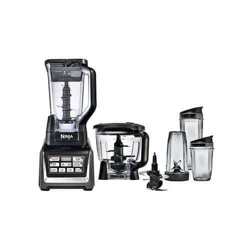 Nutri Ninja|Ninja Blender Duo System with Auto-iQ with Nutri Ninja Cups (BL682) (Used like new) $112.49 + Free Shipping