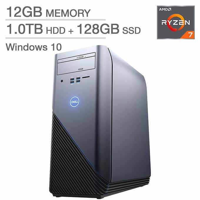 Costco ( in-store only) : Dell Inspiron 5675 - Ryzen 1700X + RX570