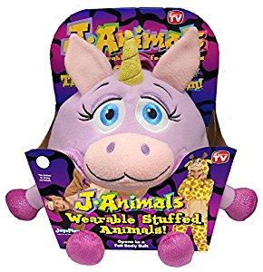 J Animals Wearable Stuffed Animals  infomercialstvcom