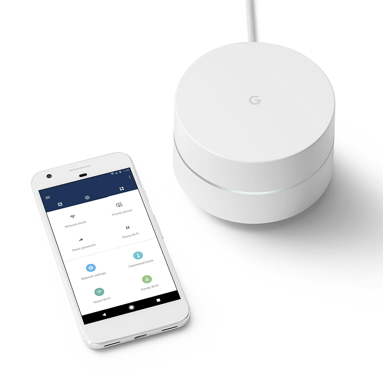 Google WiFi $99 at Amazon